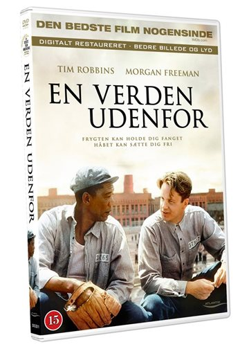 En Verden Udenfor/The Shawshank Redemption (DVD)