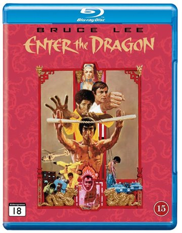 Enter The Dragon - Blu-Ray