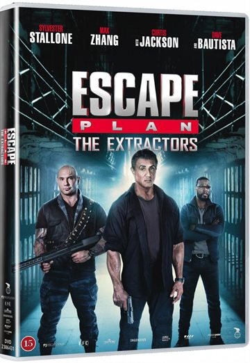Escape Plan 3 - The Extrators