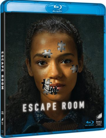 Escape Room Blu-Ray