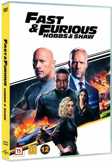 Fast And Furious 9 - Hobbs & Shaw