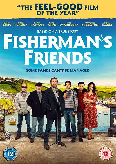 Fisherman\'s Friends Blu-Ray