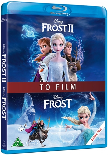 Frost 1+2 - BluRay