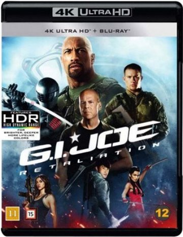 G.I. Joe 2 - Retaliation - 4K Ultra HD Blu-Ray