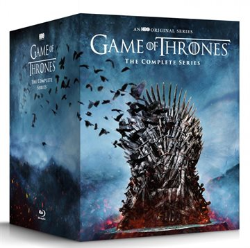 Game Of Thrones - Season 1-8 Blu-Ray