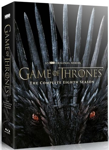 Game Of Thrones - Season 8 Blu-Ray