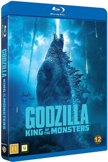 Godzilla King Of The Monsters Blu-Ray