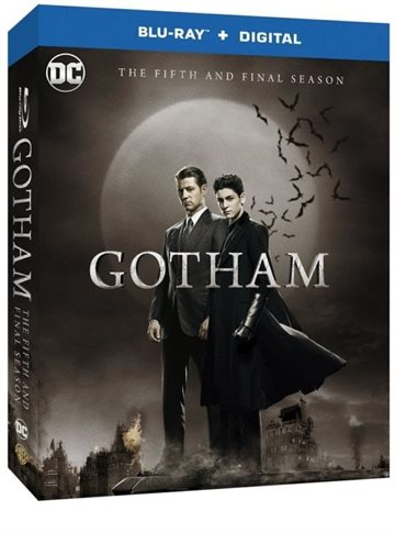 Gotham - Season 5 Blu-Ray