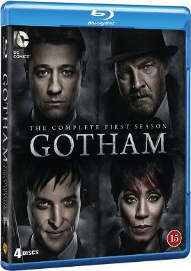 Gotham - Season 1 Blu-Ray