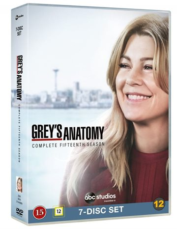Greys Hvide Verden - Season 15