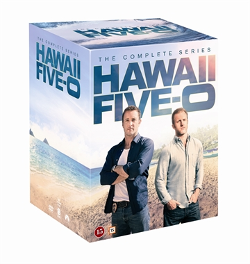Hawaii Five-O - Komplet Boks (1-10)