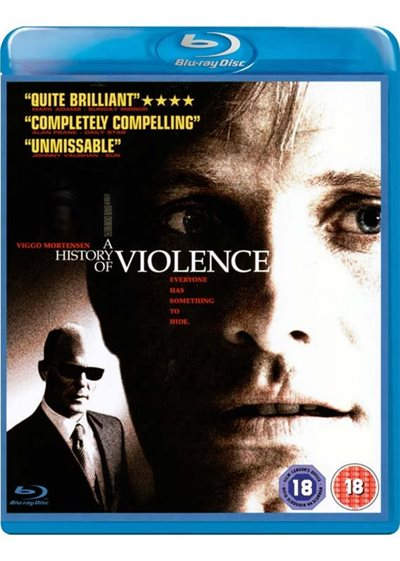 A History Of Violence Blu-Ray