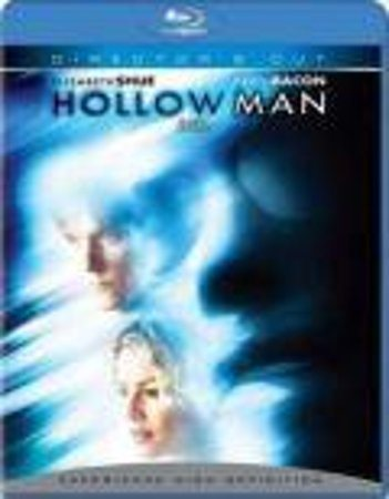 Hollow Man Blu-Ray