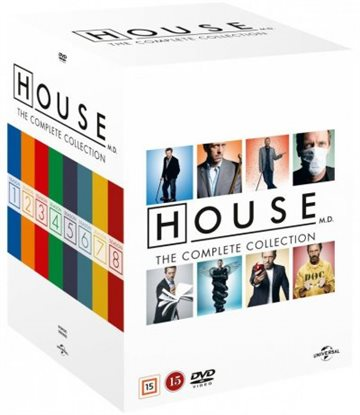 House M.D - Complete Box (DVD)