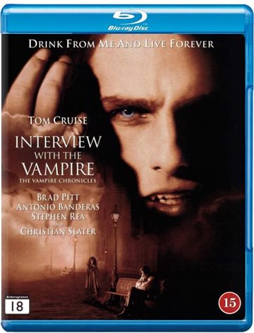 Interview With The Vampire - Blu-Ray