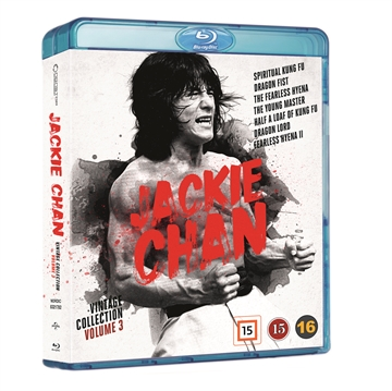Jackie Chan Vintage Collection - Vol. 3 Blu-Ray