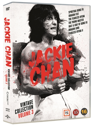 Jackie Chan Vintage Collection - Vol. 3