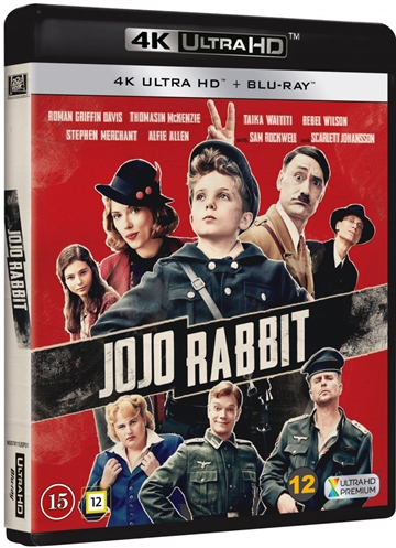 Jojo Rabbit - 4K Ultra HD Blu-Ray