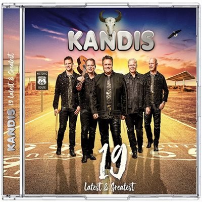 Kandis: 19 - Greatest & Latest (CD)