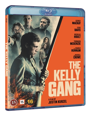True History Of The Kelly Gang - Blu-Ray