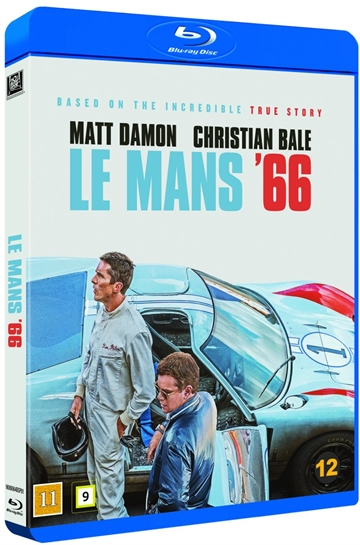 Le Mans 66 - Blu-Ray
