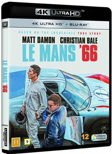 Le Mans 66 - 4K Ultra HD Blu-Ray