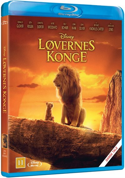 The Lion King - 2019 Blu-Ray