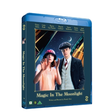 Magic In The Moonlight Blu-Ray