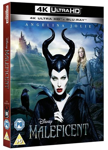 Maleficent - 4K Ultra HD Blu-Ray