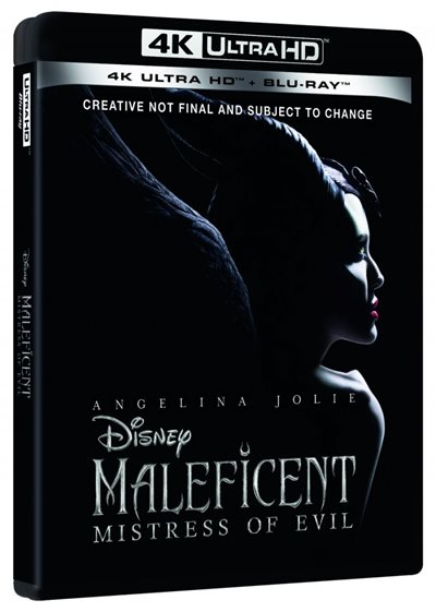 Maleficent 2 - Mistress Of Evil - 4K Ultra HD Blu-Ray