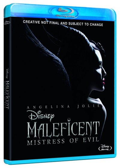 Maleficent 2 - Mistress Of Evil Blu-Ray