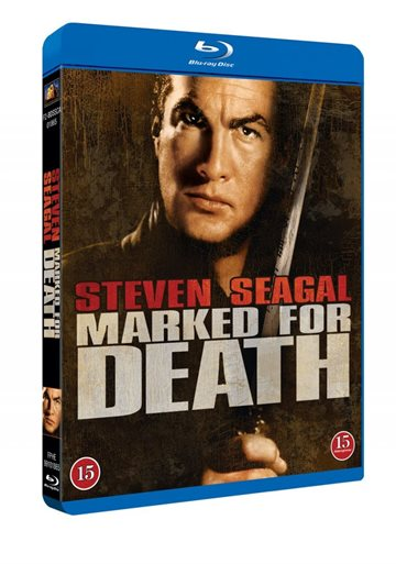 Marked For Death Blu-Ray