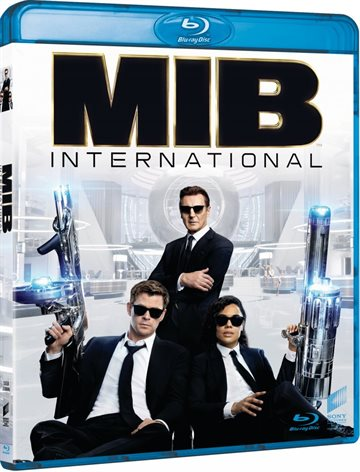 Men In Black - International Blu-Ray