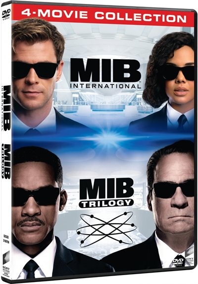 Men In Black 1-4