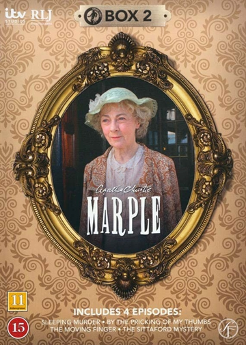 Miss Marple - Boks 2