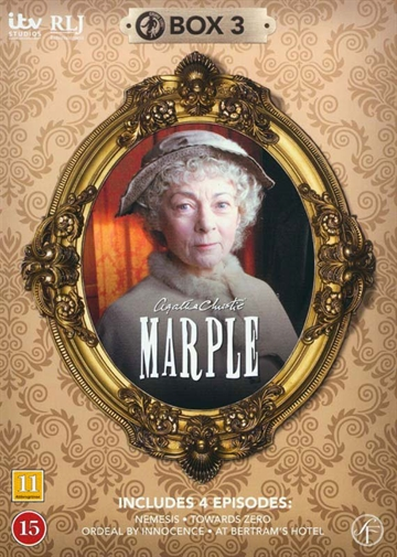 Miss Marple - Boks 3