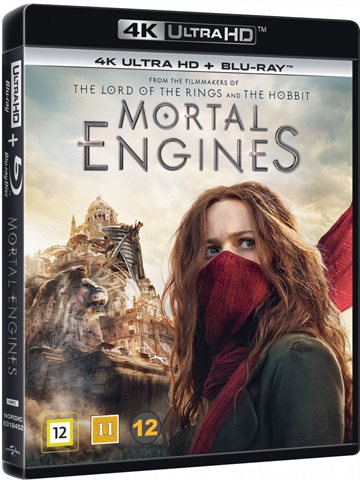 Mortal Engines - 4K Ultra HD Blu-Ray