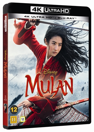Mulan - Live Action 2020 4K Ultra HD