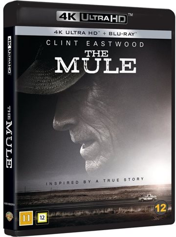 The Mule - 4K Ultra HD Blu-Ray