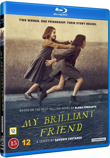 My Brilliant Friend - Season 1 Blu-Ray