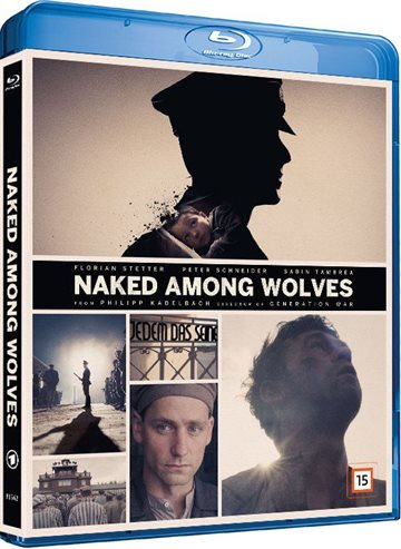 Naked Among Wolves Blu-Ray