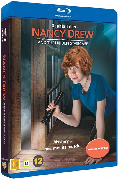 Nancy Drew And The  Hidden Staircase - Blu-Ray