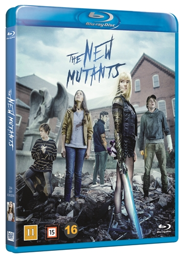 New Mutants Blu-Ray