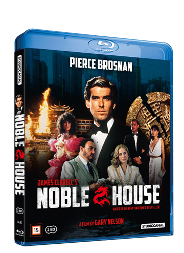Noble House Blu-Ray