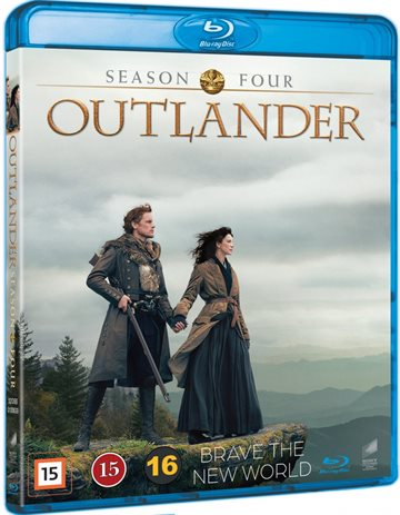Outlander - Season 4 Blu-Ray