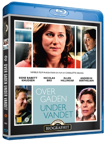 Over Gaden, Under Vandet Blu-Ray