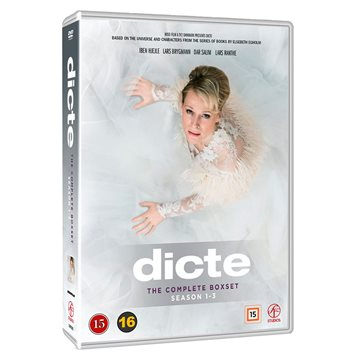 Dicte - Season 1-3 (DVD-boxset)