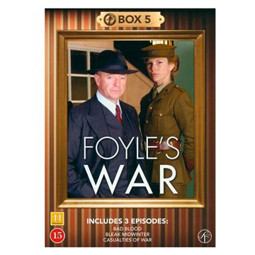 FOYLE'S WAR BOX 5 - 2DISC