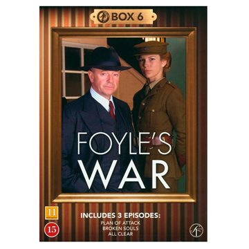 FOYLE'S WAR BOX 6 - 2DISC
