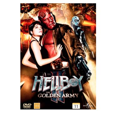 Hellboy II - Golden Army